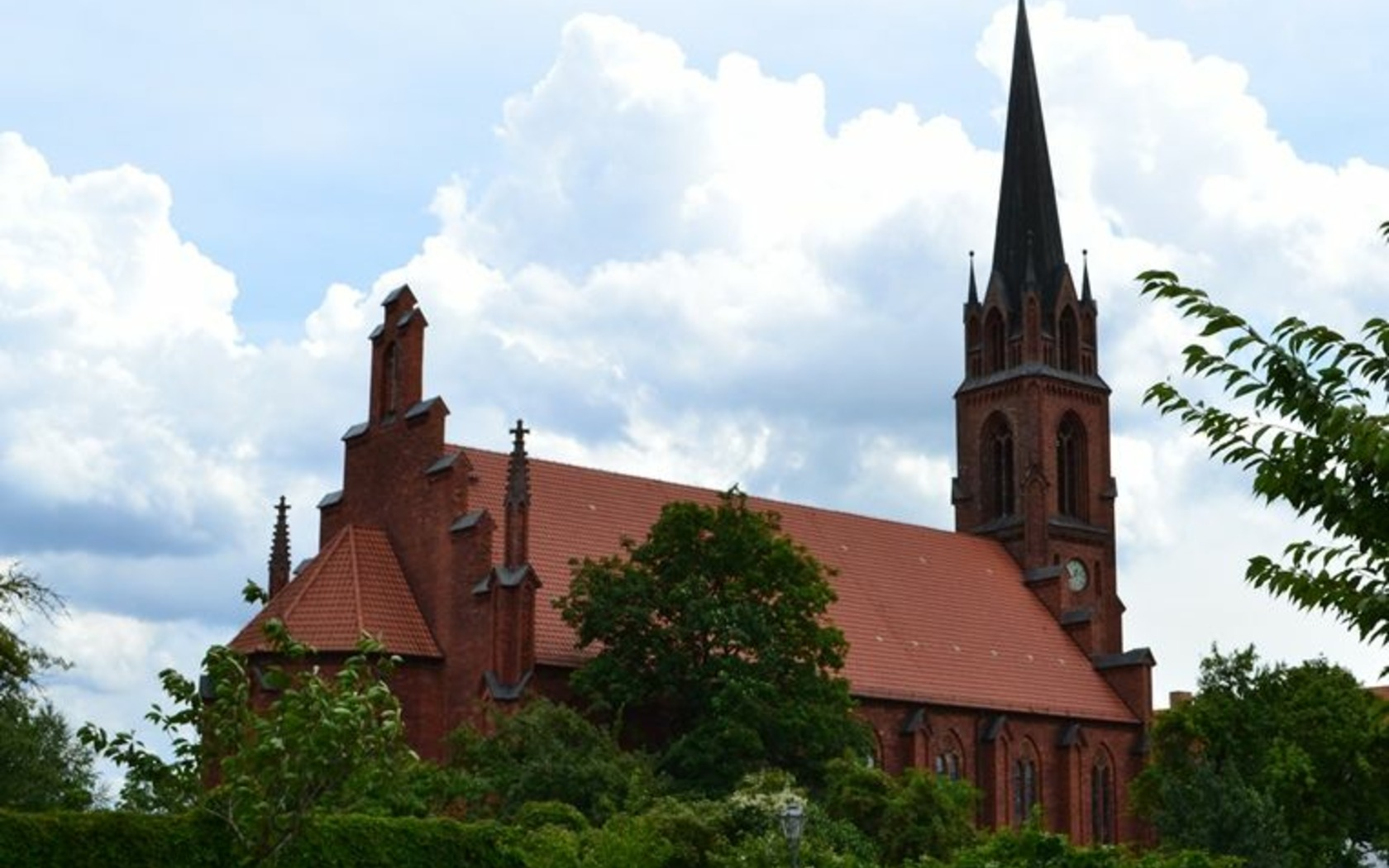 Klosterkirche-Ansicht 2, Foto: MuT Guben