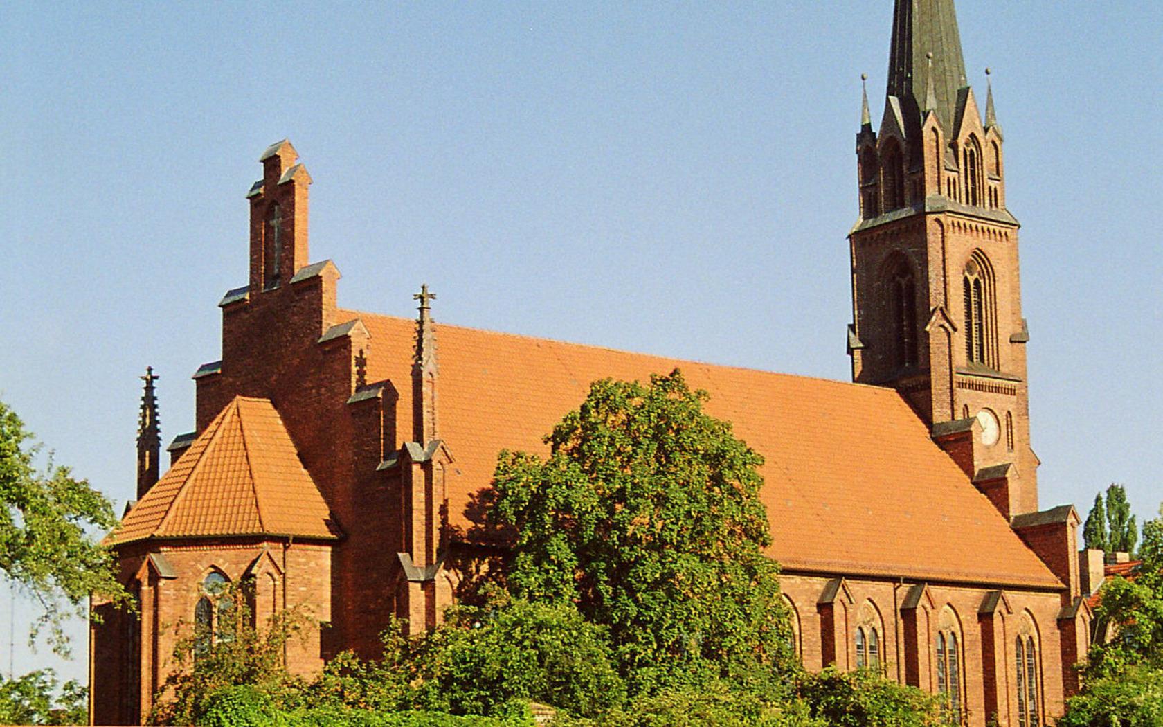 Gubener Klosterkirche, Foto: MuT Guben