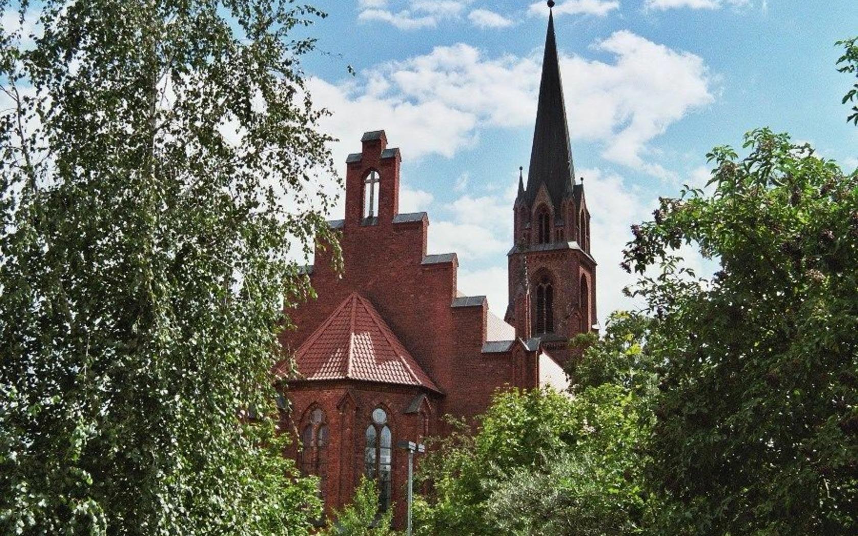 Klosterkirche, Foto: MuT Guben