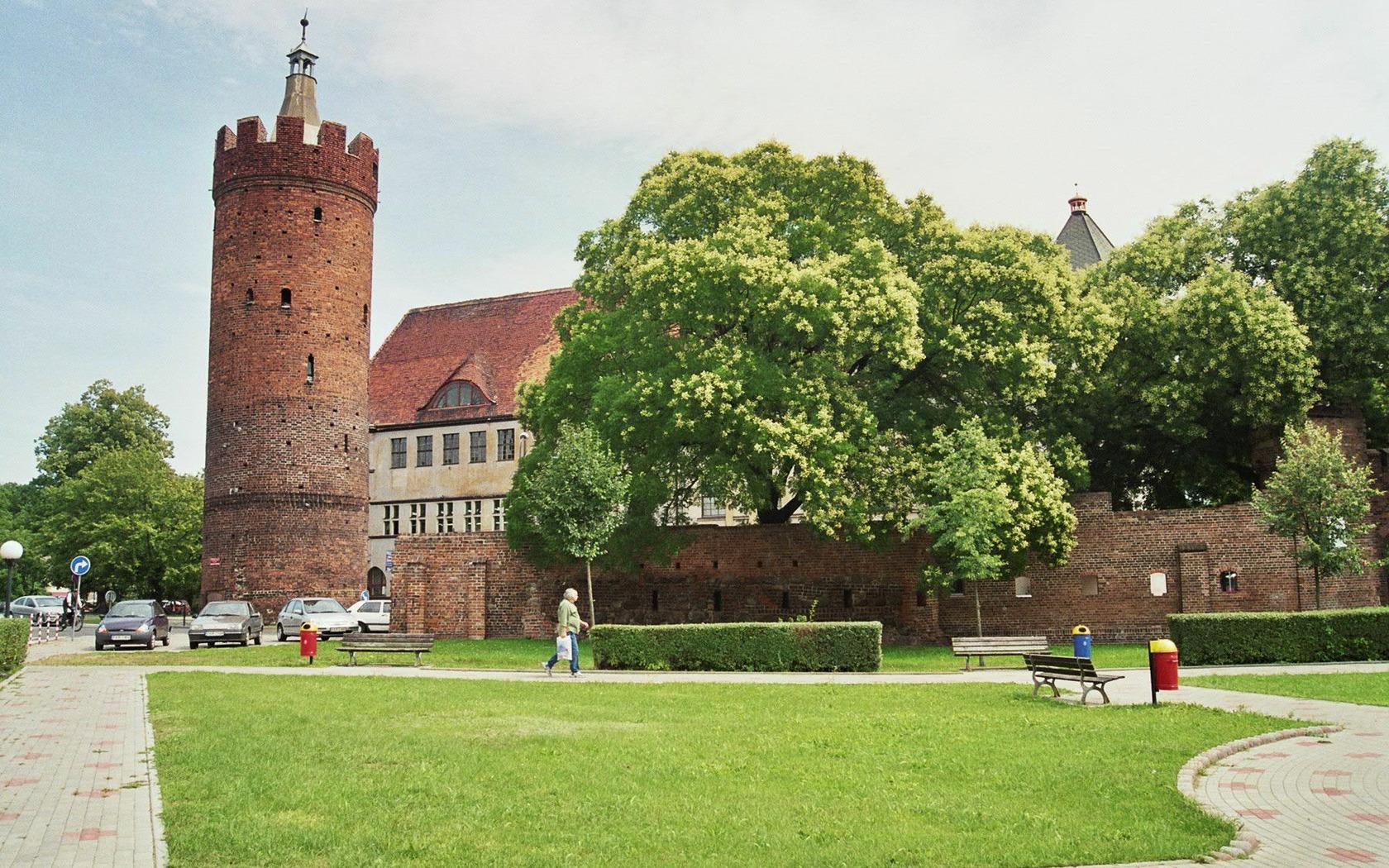 Dicker Turm Museumskammer, Foto: Marketing und Tourismus Guben e.V.