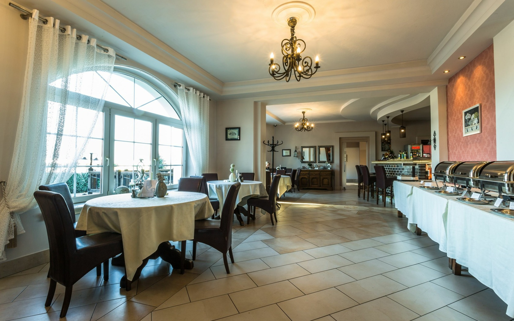 Restaurant im Hotel, Foto: Marketing und Tourismus Guben e.V.