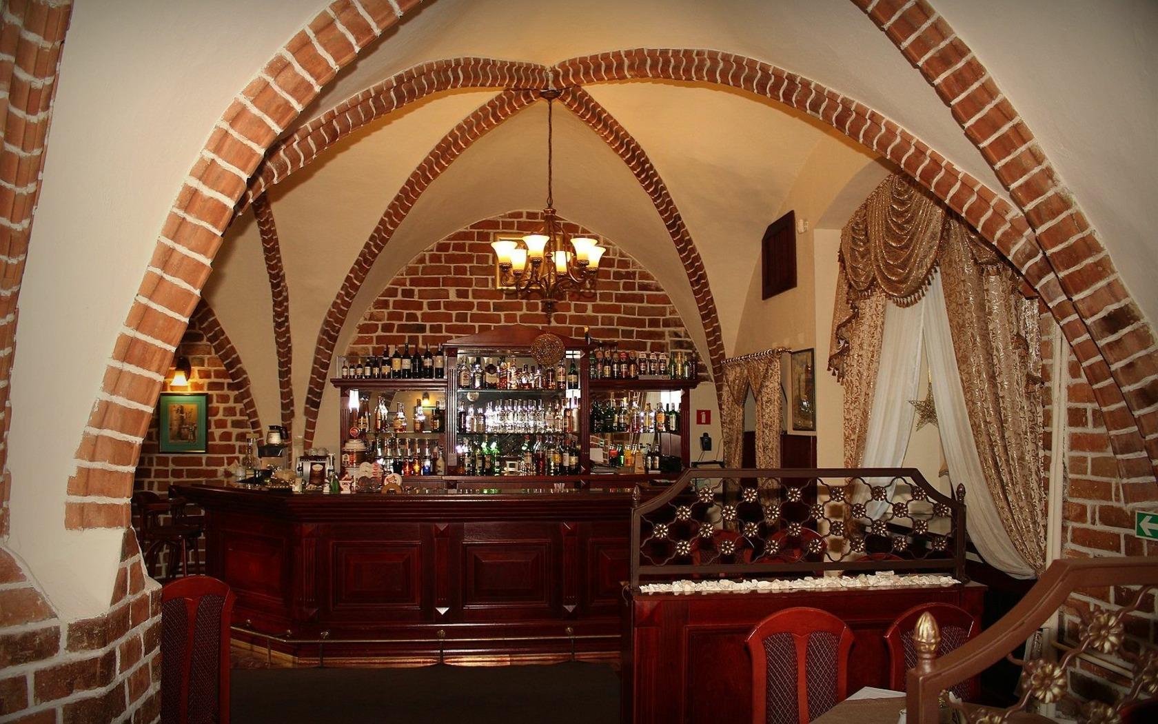 Theke im Restaurant, Foto: Marketing und Tourismus Guben e.V.