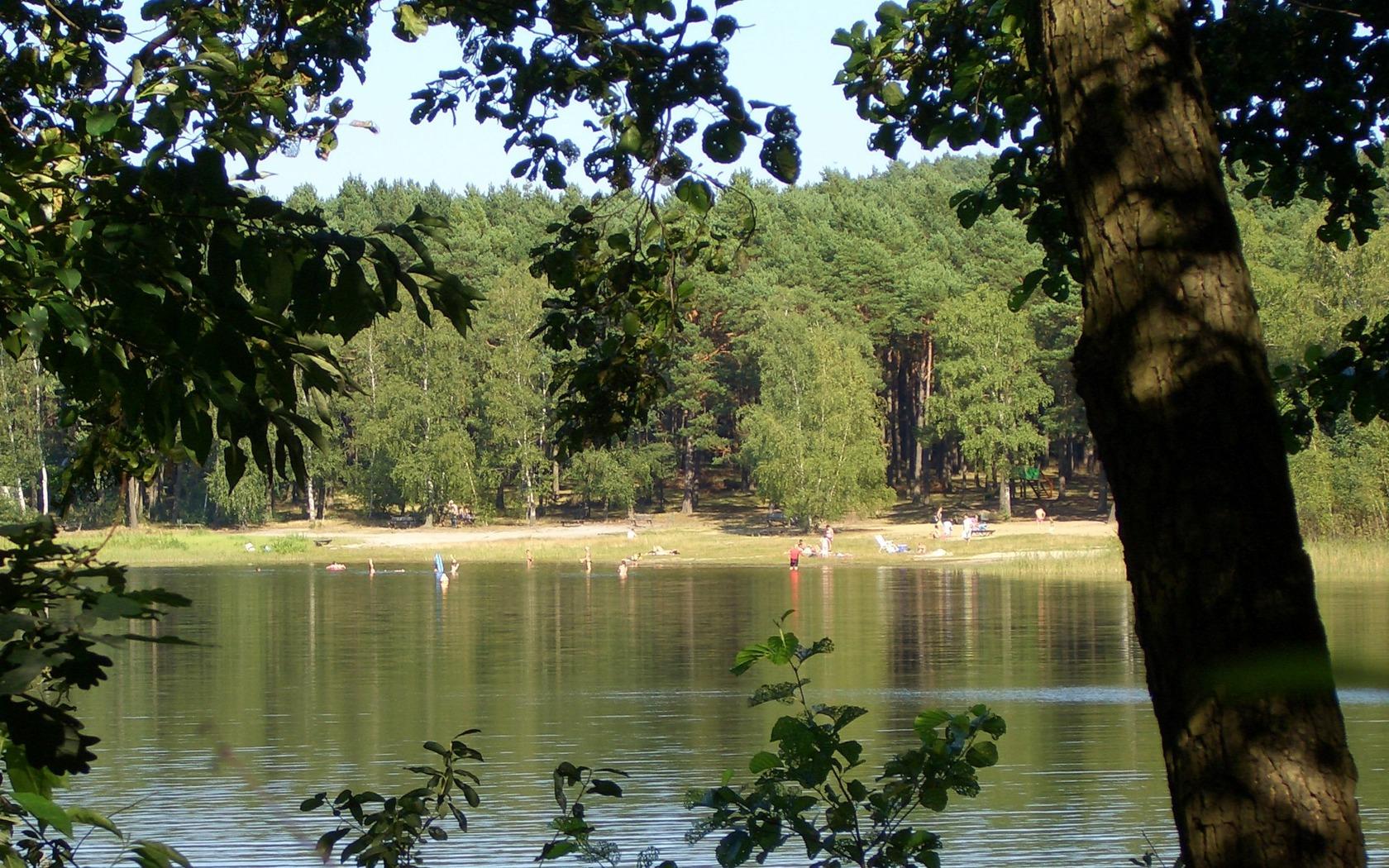Deulowitzer See, Foto: Tourismusverband Niederlausitz e.V.