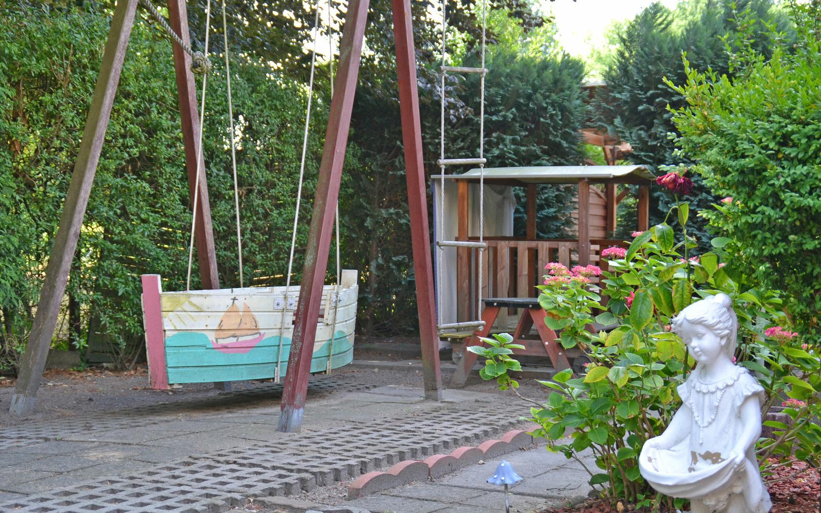 Außen-Spielbereich, Foto: MuT Guben