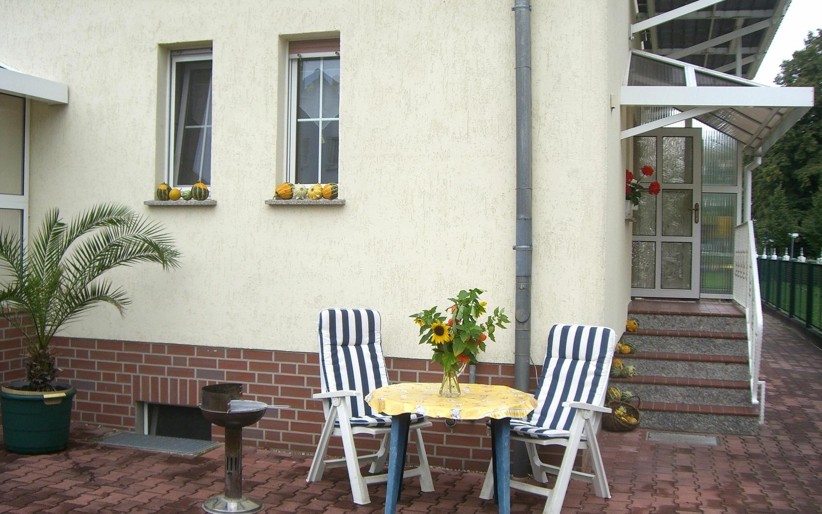 Aussenansicht Zimmervermietung Groß-Gastrose, Foto: MuT Guben