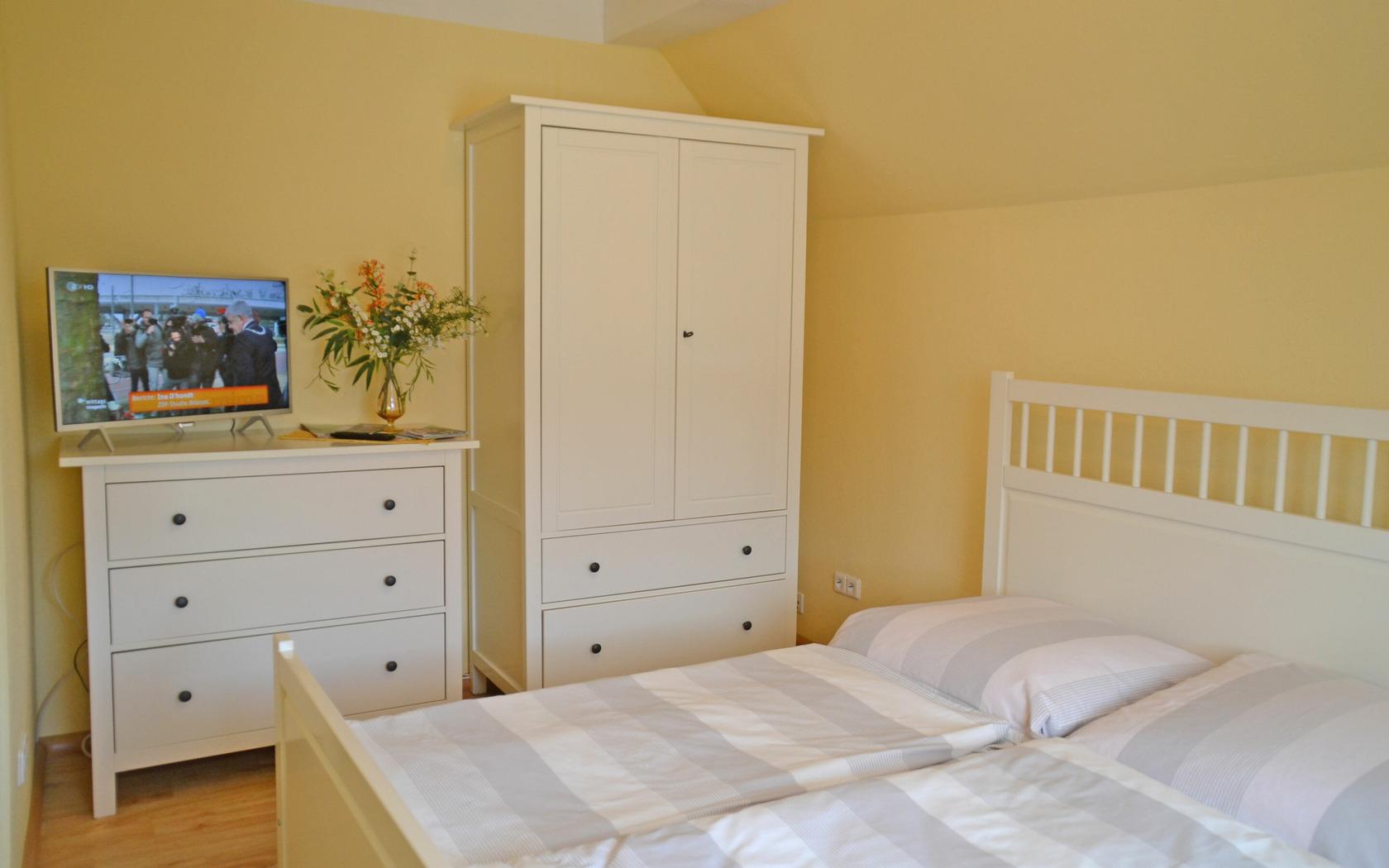 Doppelzimmer, Foto: MuT Guben