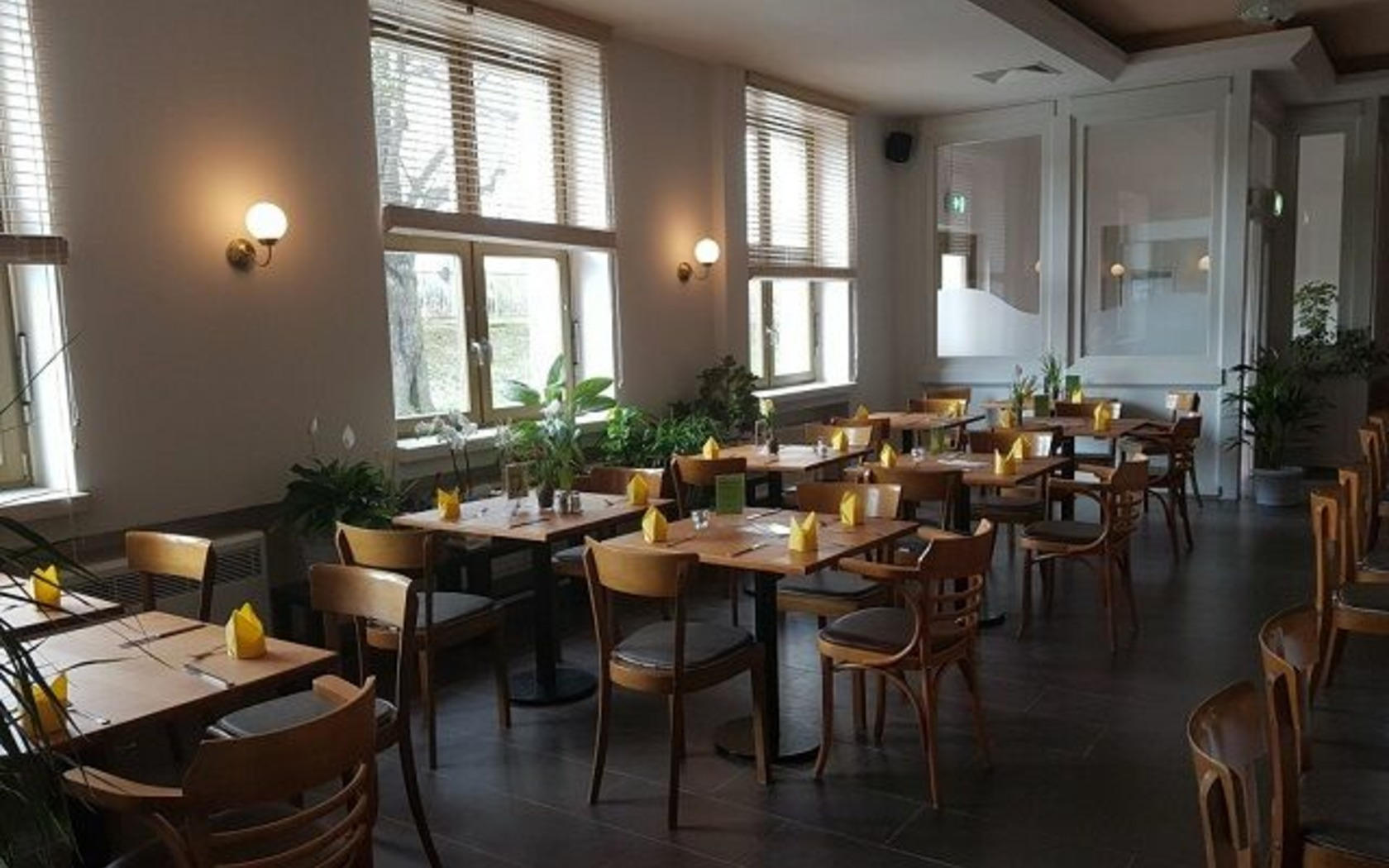 Restaurant Kronprinz im Volkshaus, Foto: MuT