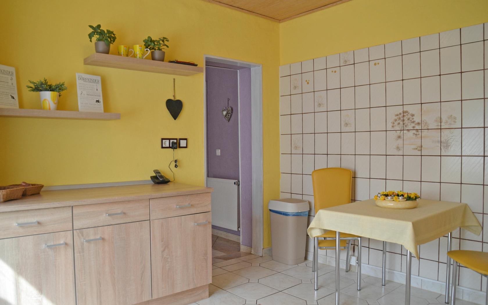 Ferienhaus Hasenland, Küche, Foto: MuT Guben