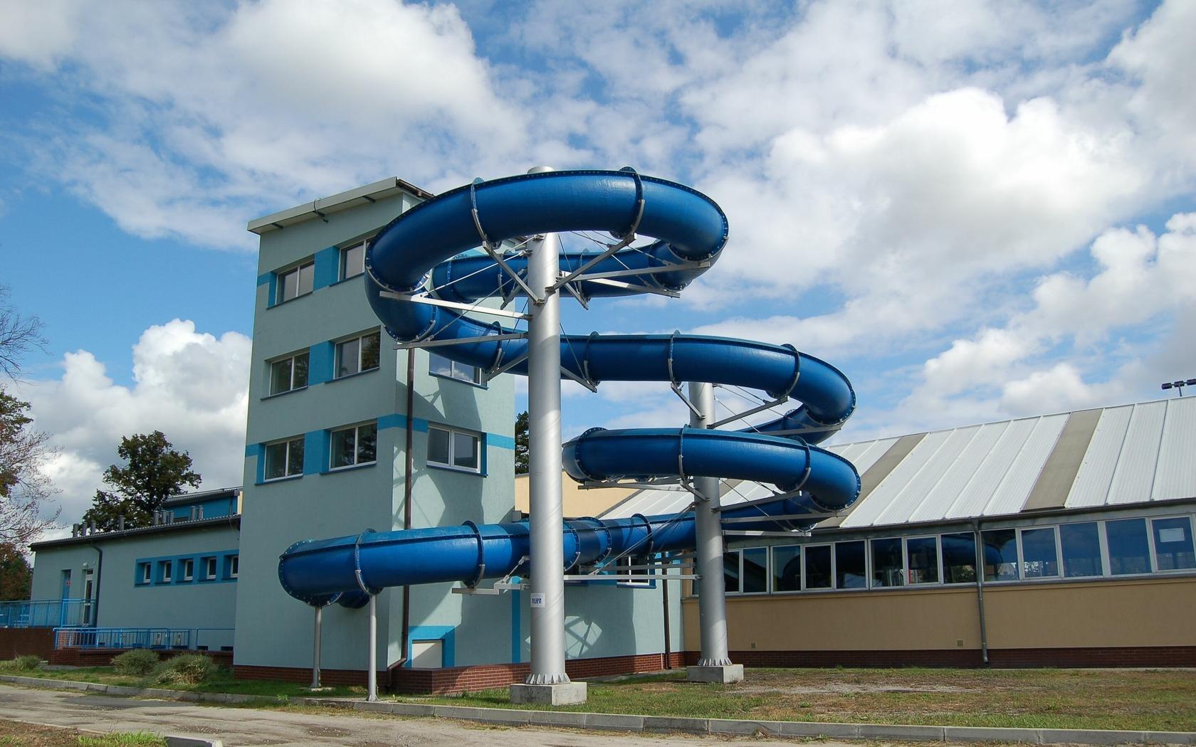 Schwimmbad Gubin, Foto: Marketing und Tourismus Guben e.V.