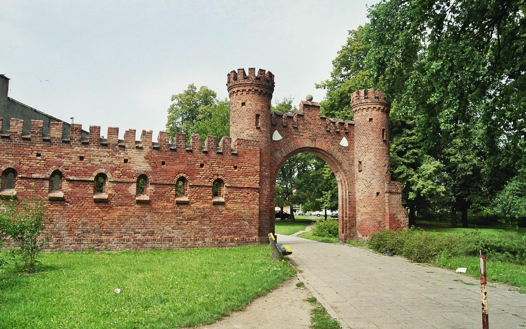 Stadtbefestigung Gubin, Foto: MuT Guben e.V.