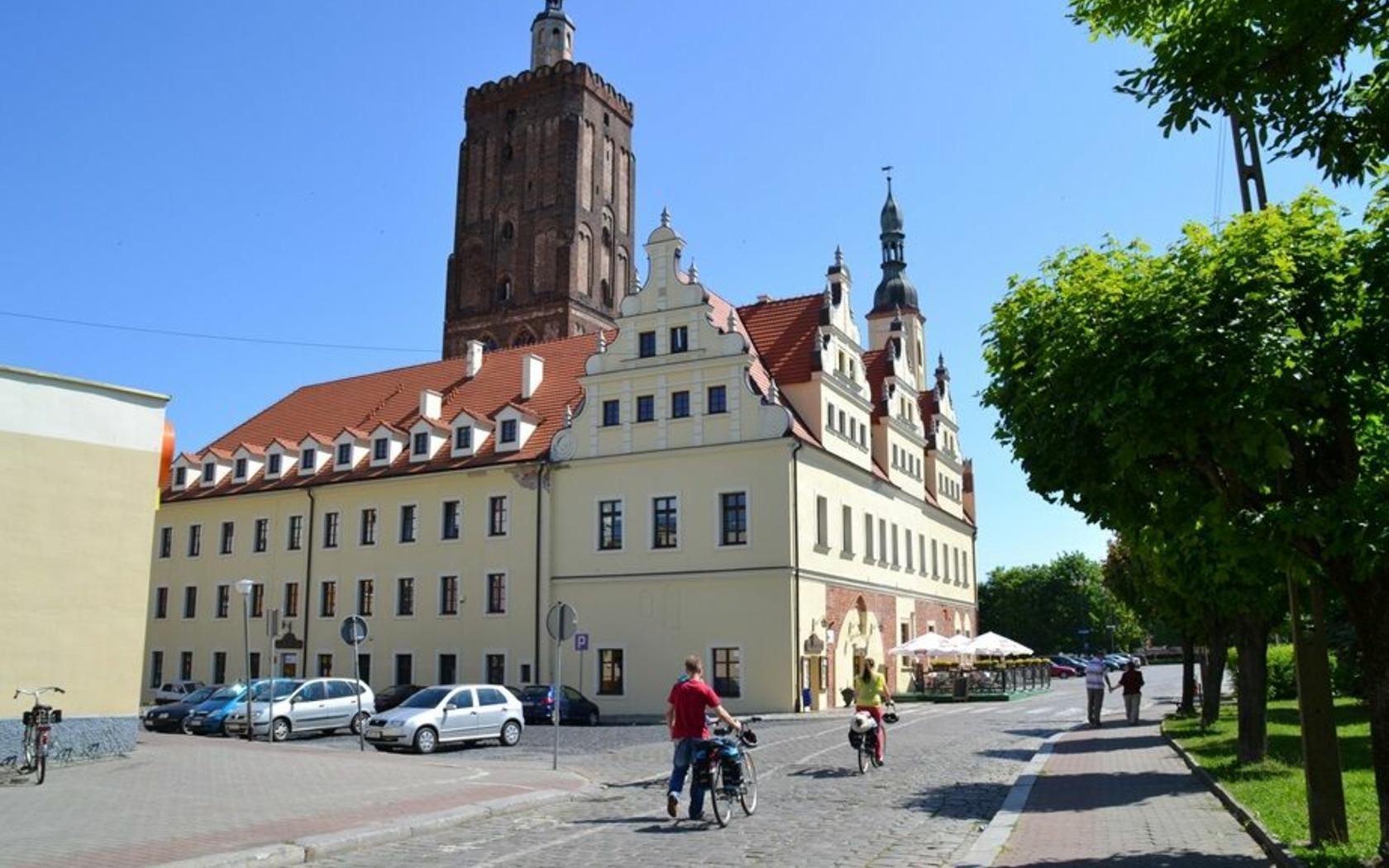 Kulturhaus Gubin, Foto: MuT Guben e.V.