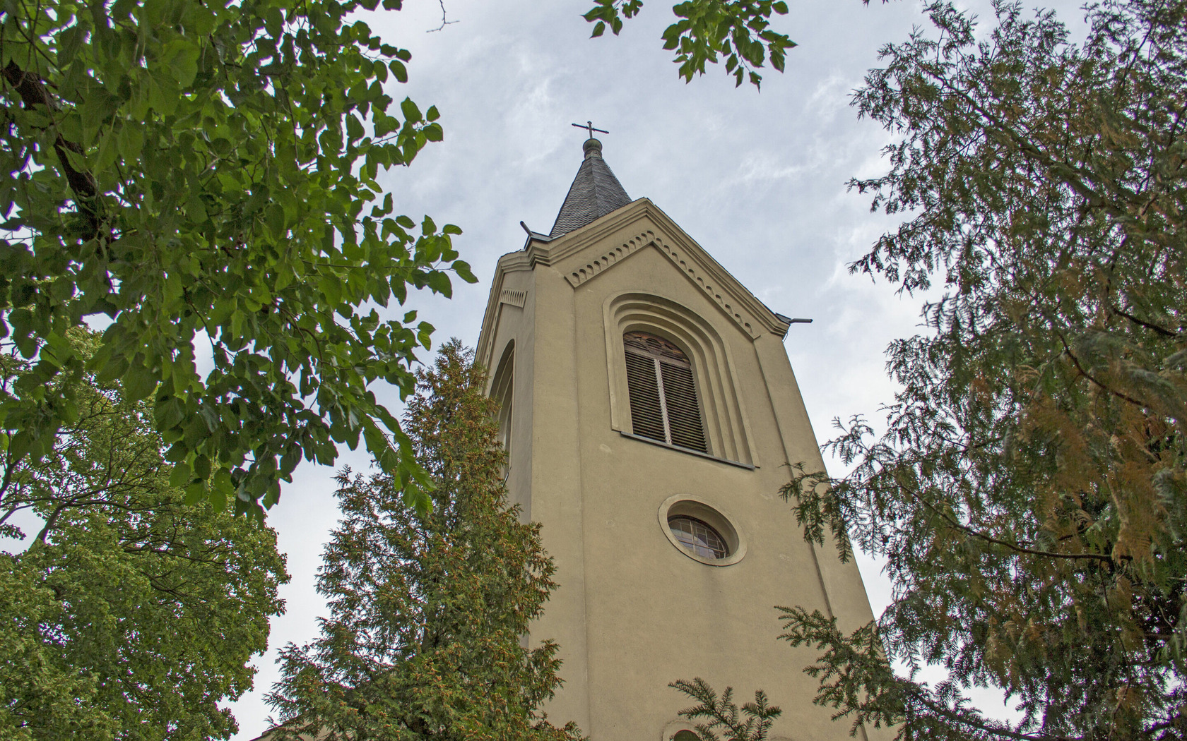 Kirche Groß Breesen, Foto: TMB-Fotoarchiv/ScottyScout