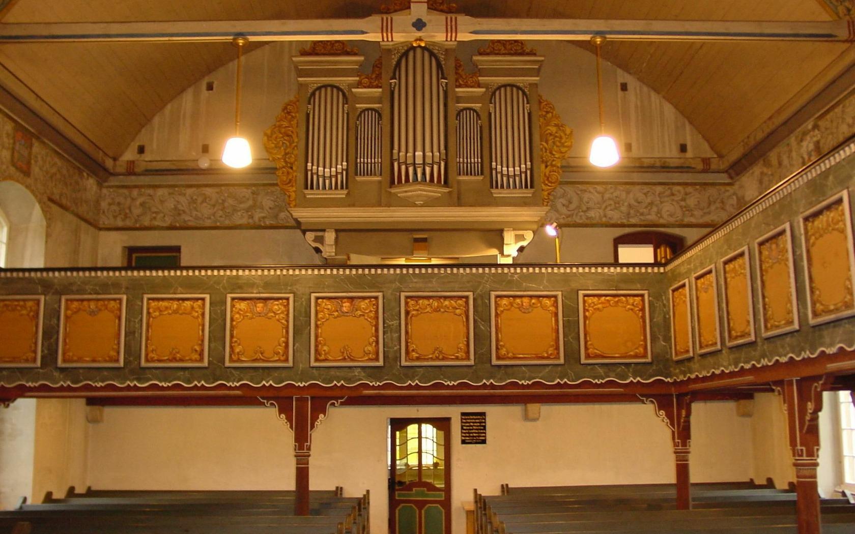 Kirche Pinnow, Foto: MuT Guben e.V.