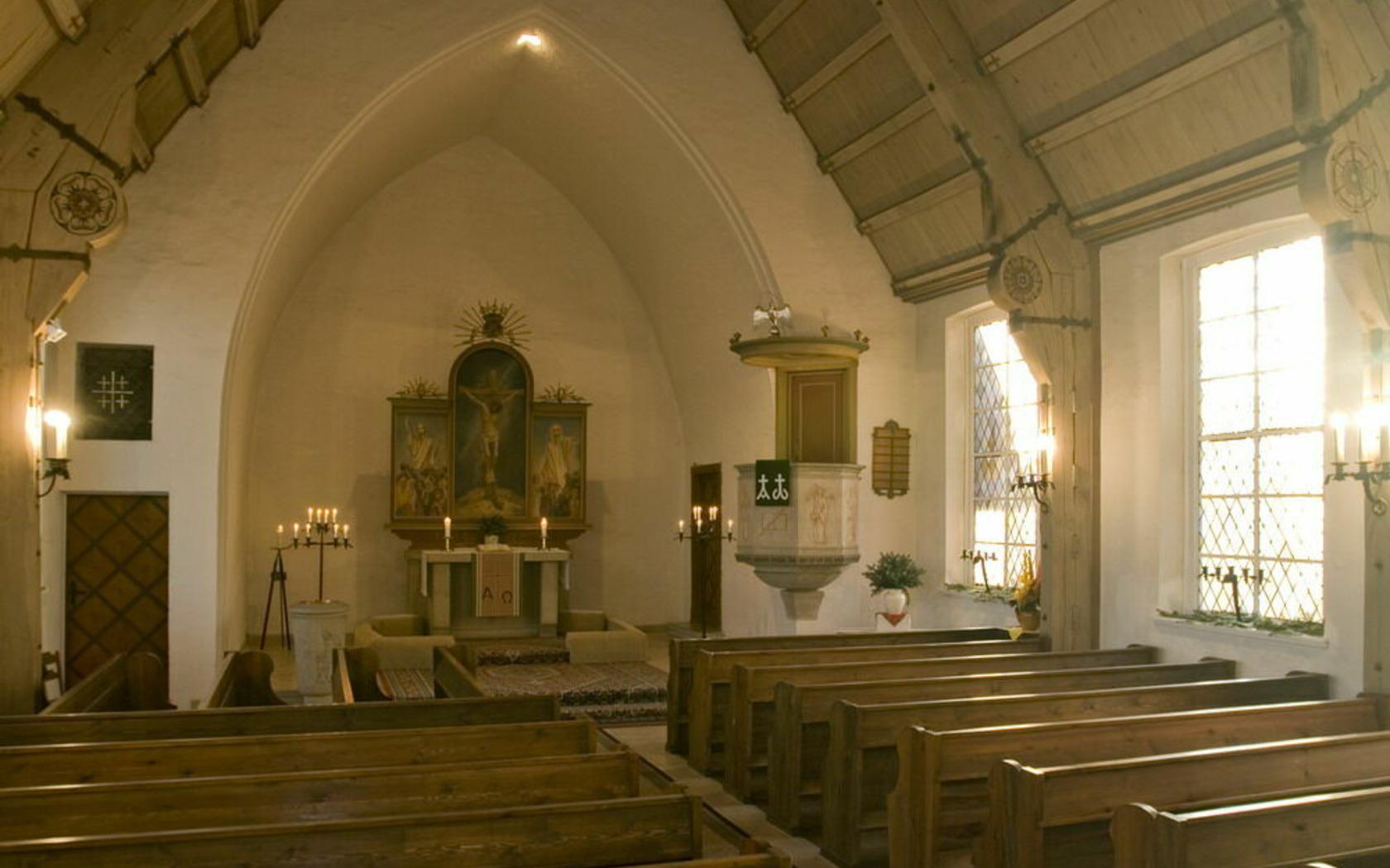Kirche Kerkwitz, Foto: MuT Guben e.V.