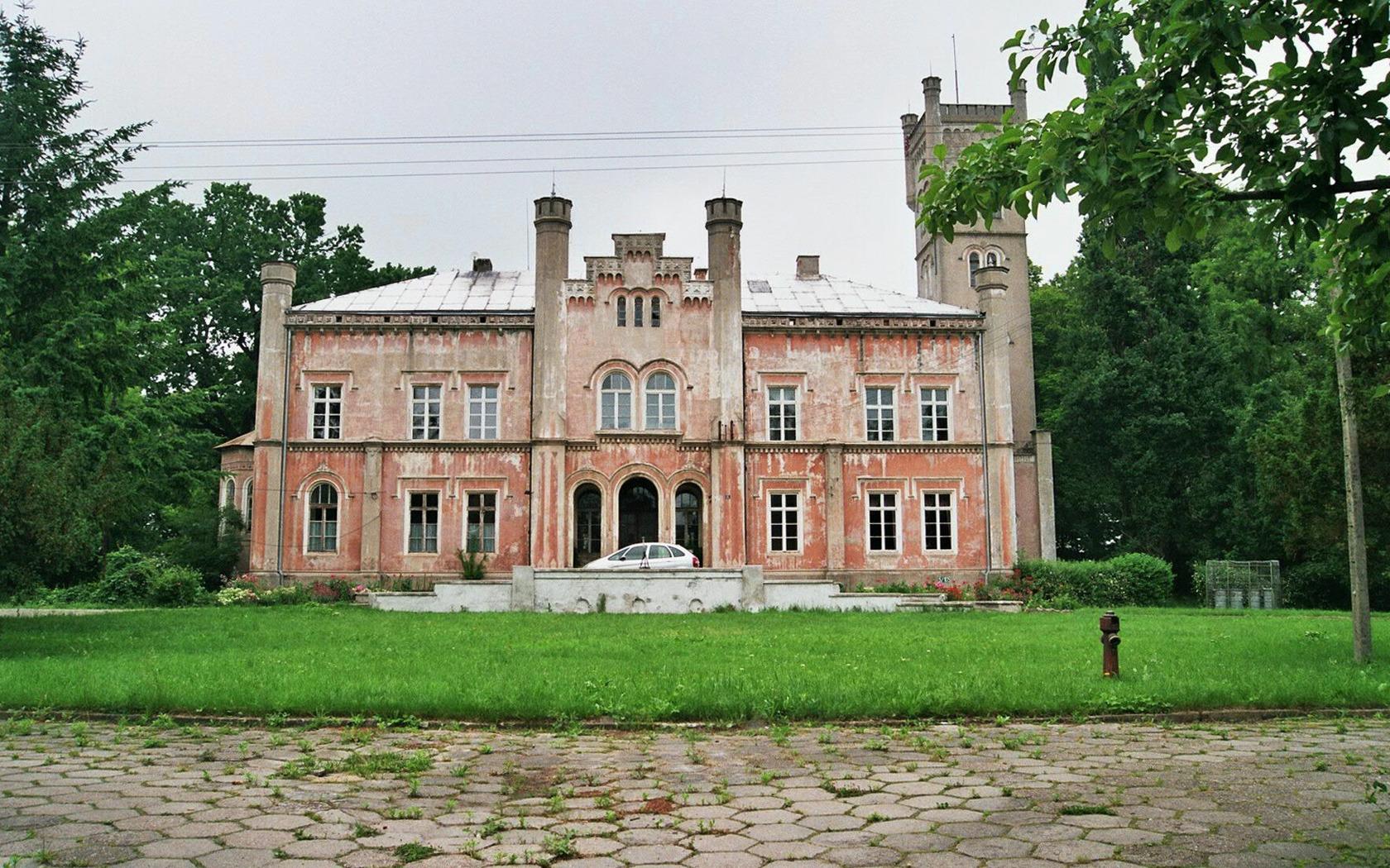 Schloss im englischen Stil, Foto: MuT Guben e.V.