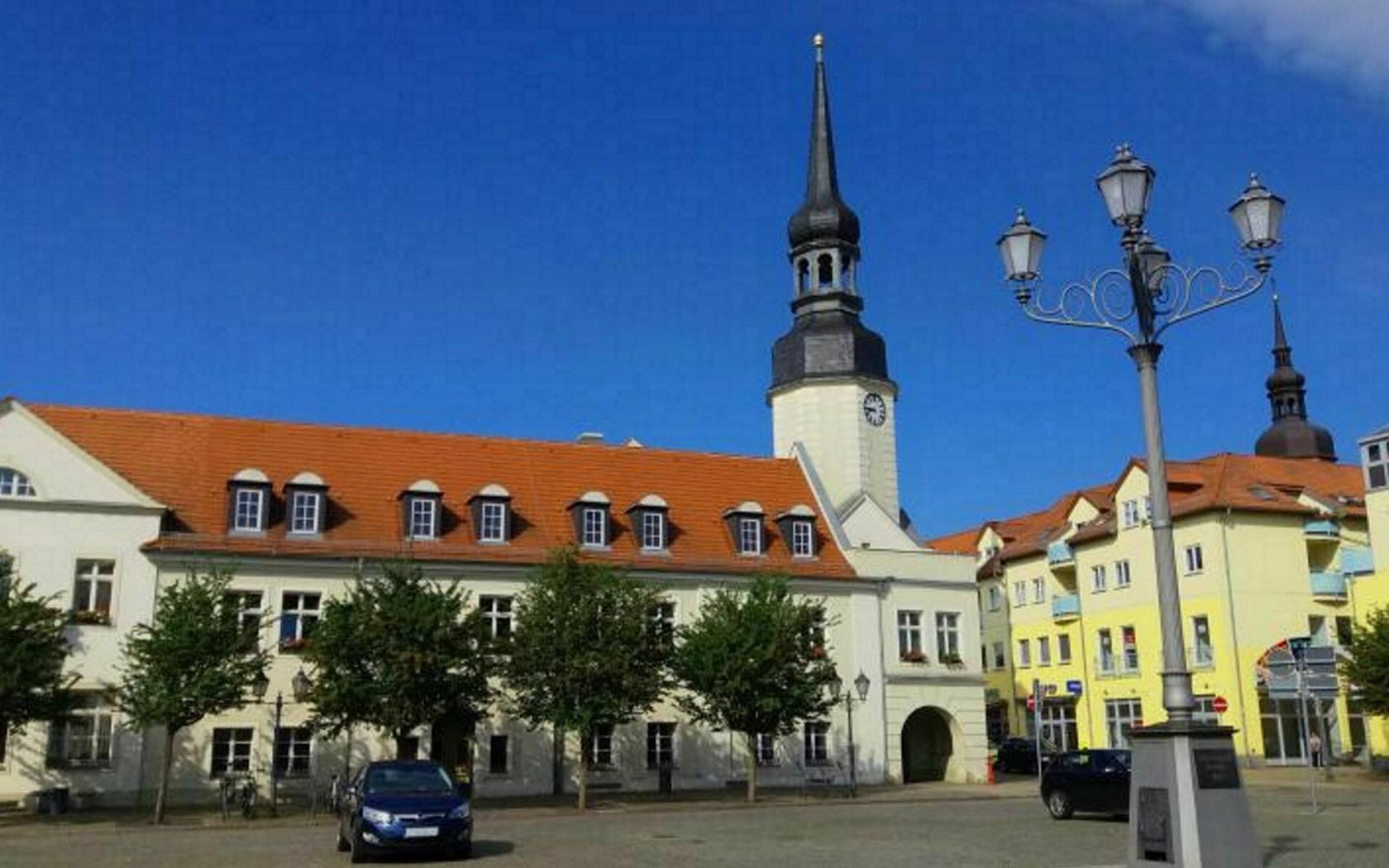 Markt Spremberg, Foto: RedCat & BlueDog