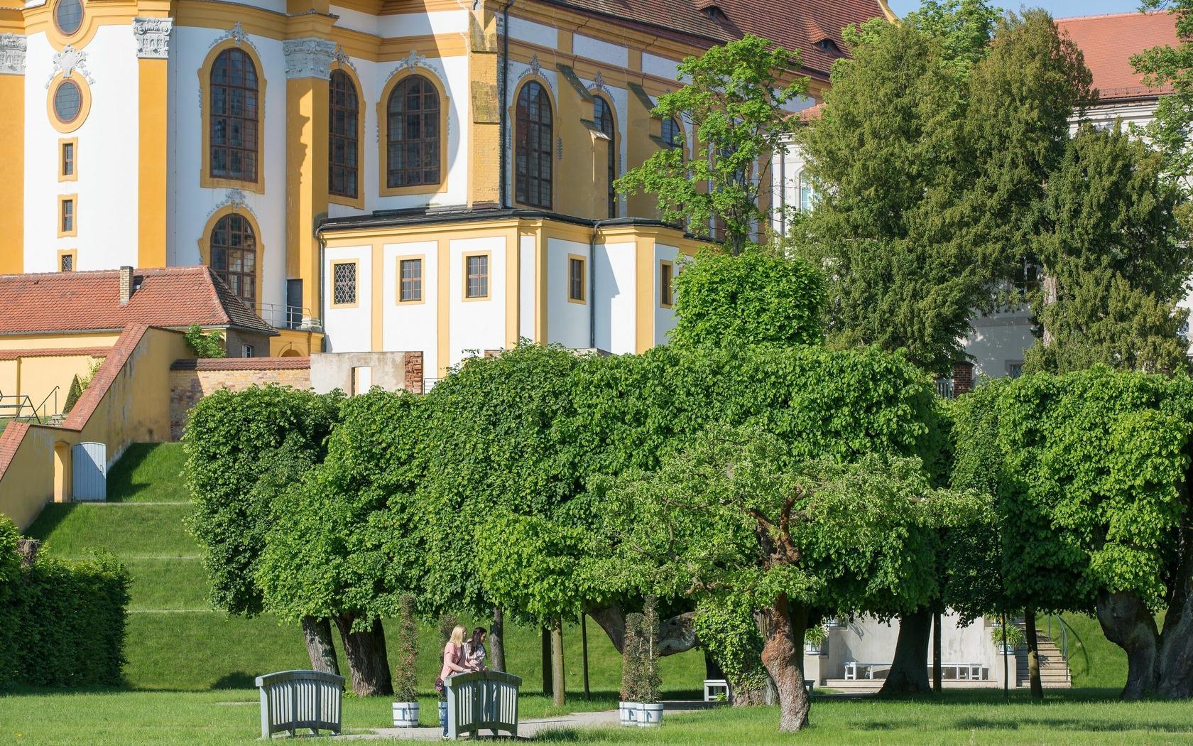 Kloster Neuzelle, Foto: Florian Läufer