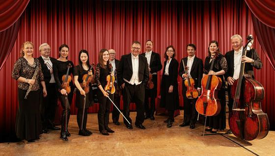 Brandenburgisches Konzertorchester Eberswalde - Fotograf: Ulrich Blume