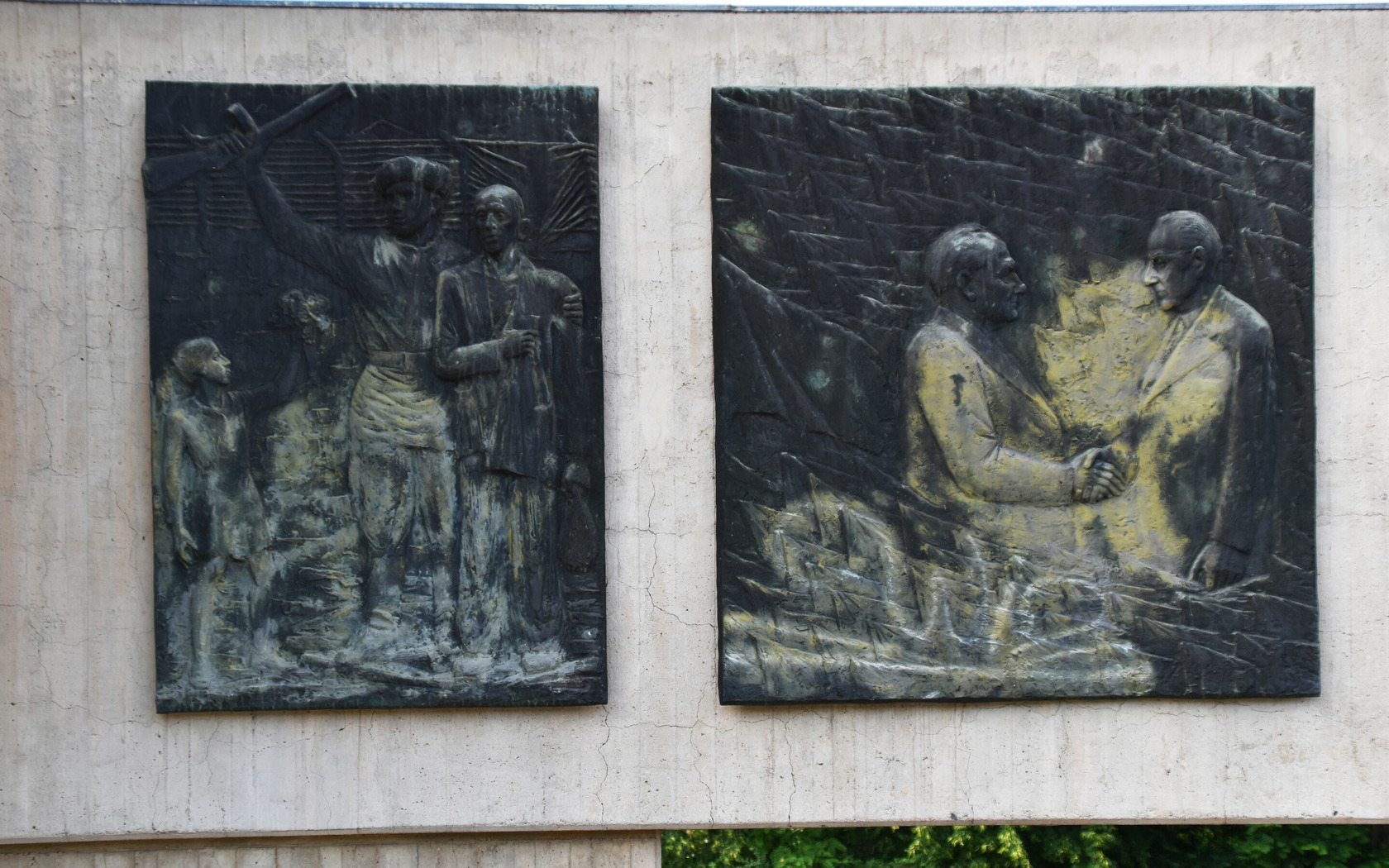 Wilhelm-Pieck-Denkmal, Foto: MuT Guben e.V.