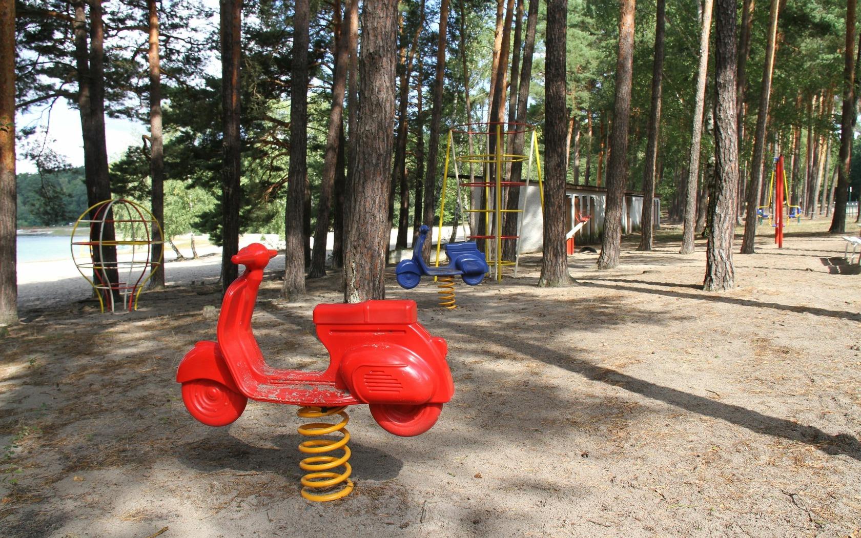Spielplatz Großsee, Foto: Amt Peitz