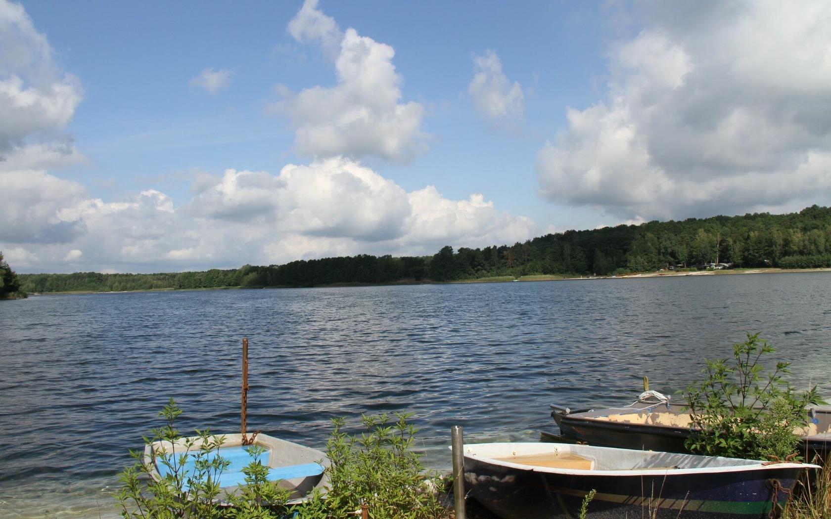 Großsee, Foto: Amt Peitz