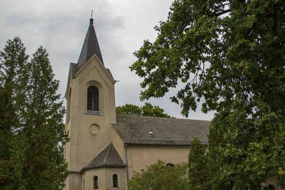 Kirche Groß Breesen, Foto:TMB-Fotoarchiv/ScottyScout