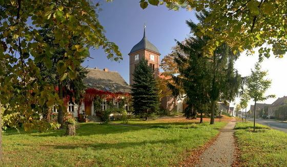Dorfkirche Atterwasch, Foto: Marketing und Tourismus Guben e.V.