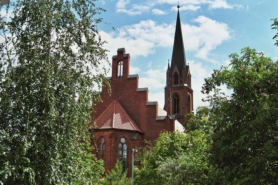 Foto: Klosterkirche Guben, Foto: MuT ― Marketing und Tourismus Guben e.V.