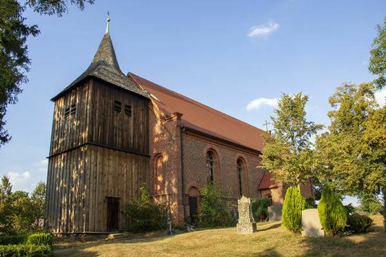 Dorfkirche Grano, Foto: MuT ― Marketing und Tourismus Guben e.V.