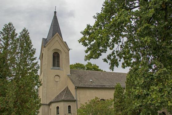 Dorfkirche Groß Breesen, Foto: MuT ― Marketing und Tourismus Guben e.V.
