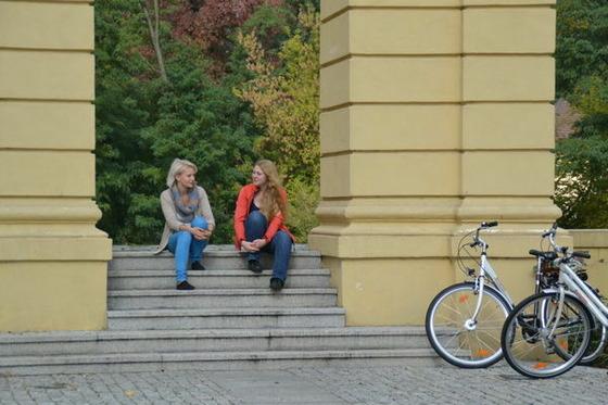 Radwanderung, Foto: MuT ― Marketing und Tourismus Guben e.V., Lizenz: MuT ― Marketing und Tourismus Guben e.V.