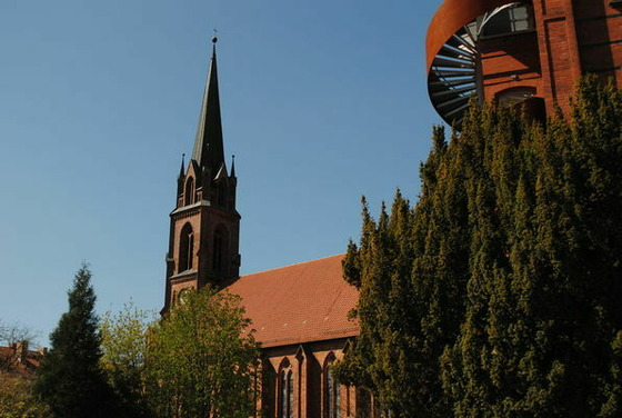 Klosterkirche Guben, Foto: MuT ― Marketing und Tourismus Guben e.V., Lizenz: MuT ― Marketing und Tourismus Guben e.V.