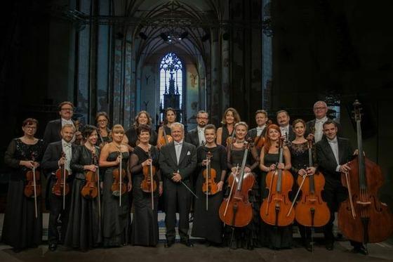 Polnische Kammerphiharmonie Sopot, Foto: Edyta Rembala, Lizenz: Edyta Rembala