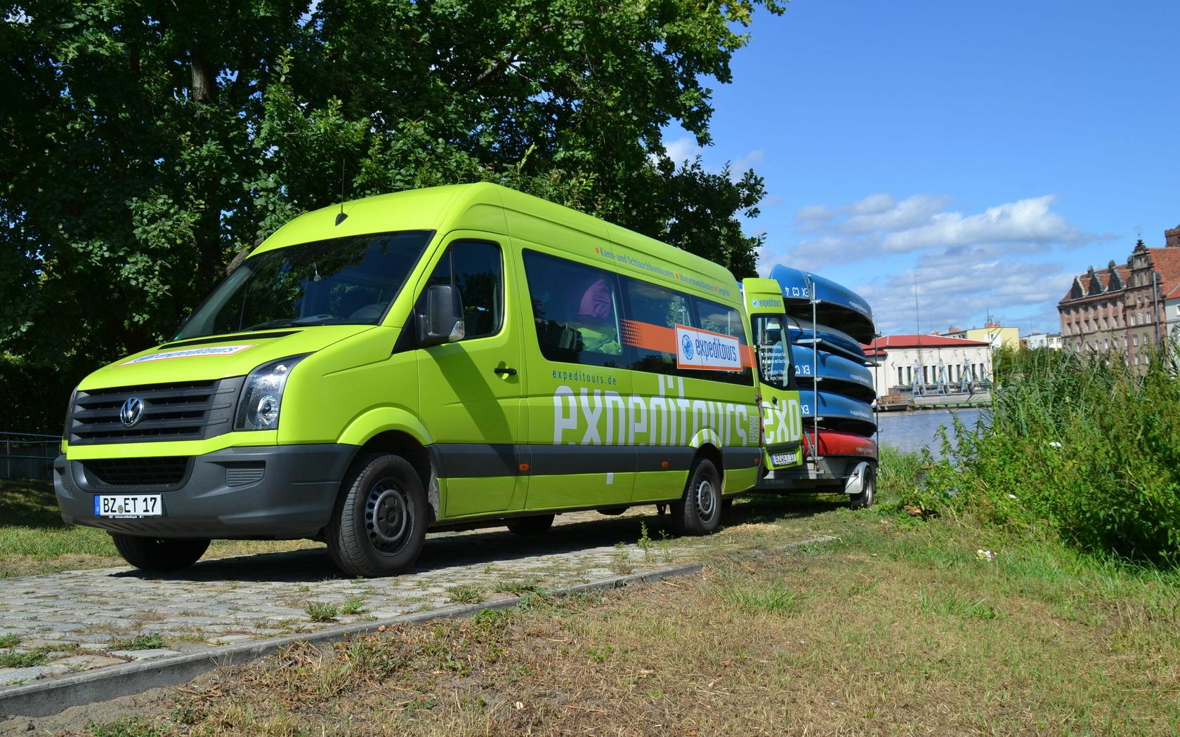 Expeditours, Foto: MuT ― Marketing und Tourismus Guben e.V., Lizenz: MuT ― Marketing und Tourismus Guben e.V.