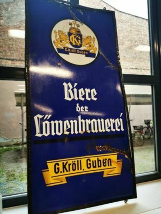 Brauerei Ausstellung, Foto: Laura Böhme, Lizenz: Stadt Guben