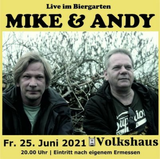 Mike und Andy