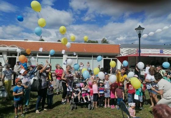 Wasser & Ballonfest, Foto: Rally Ewersbach, Lizenz: Rally Ewersbach