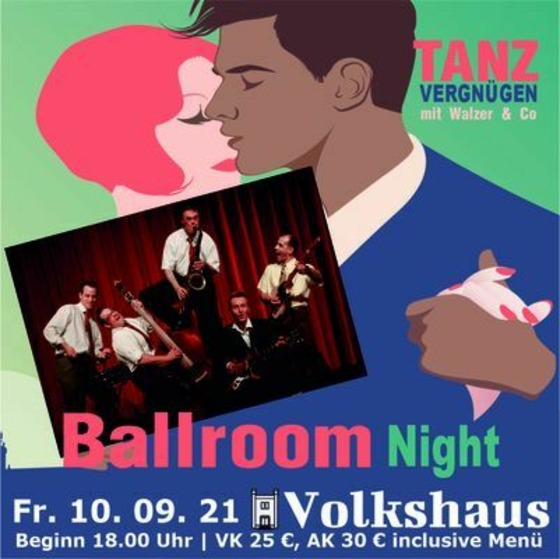 Walzer & Co. – Ballroom Night, Foto: Volkshaus Guben, Lizenz: Volkshaus Guben