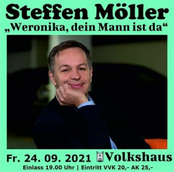Steffen Möller, Foto: Volkshaus Guben, Lizenz: Volkshaus Guben