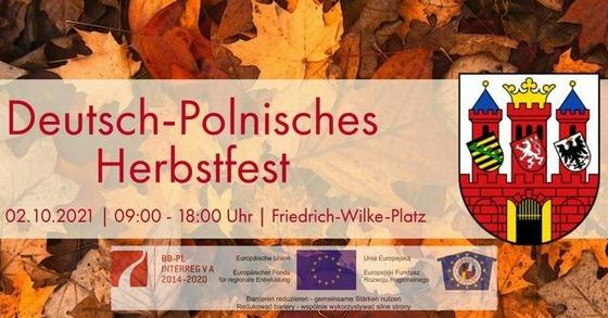 Herbstfest 2021, Foto: Stadt Guben, Lizenz: Stadt Guben
