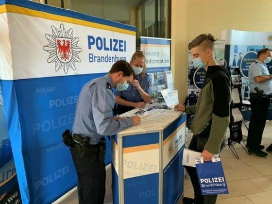 Ausbildungsbörse, Foto: Stadt Guben, Lizenz: Stadt Guben