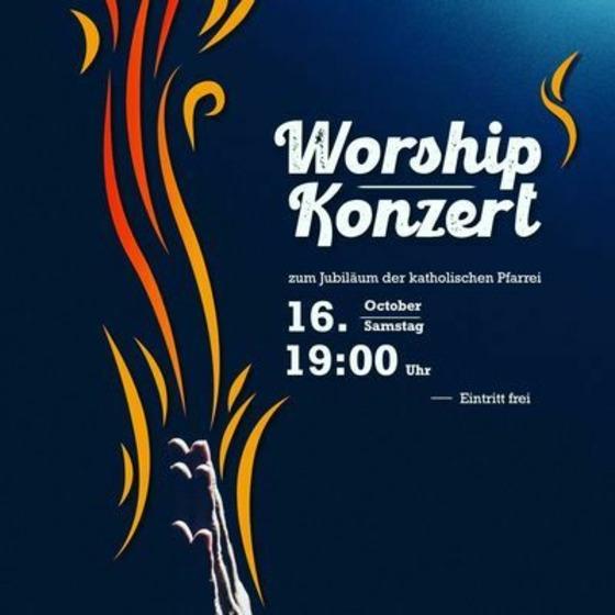 Worship-Konzert, Foto: Pferrei Guben, Lizenz: Pfarrei Guben