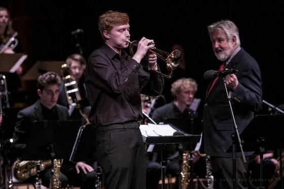 Trompeter des LaJJazzO, Foto: Uwe Hauth, Lizenz: Uwe Hauth
