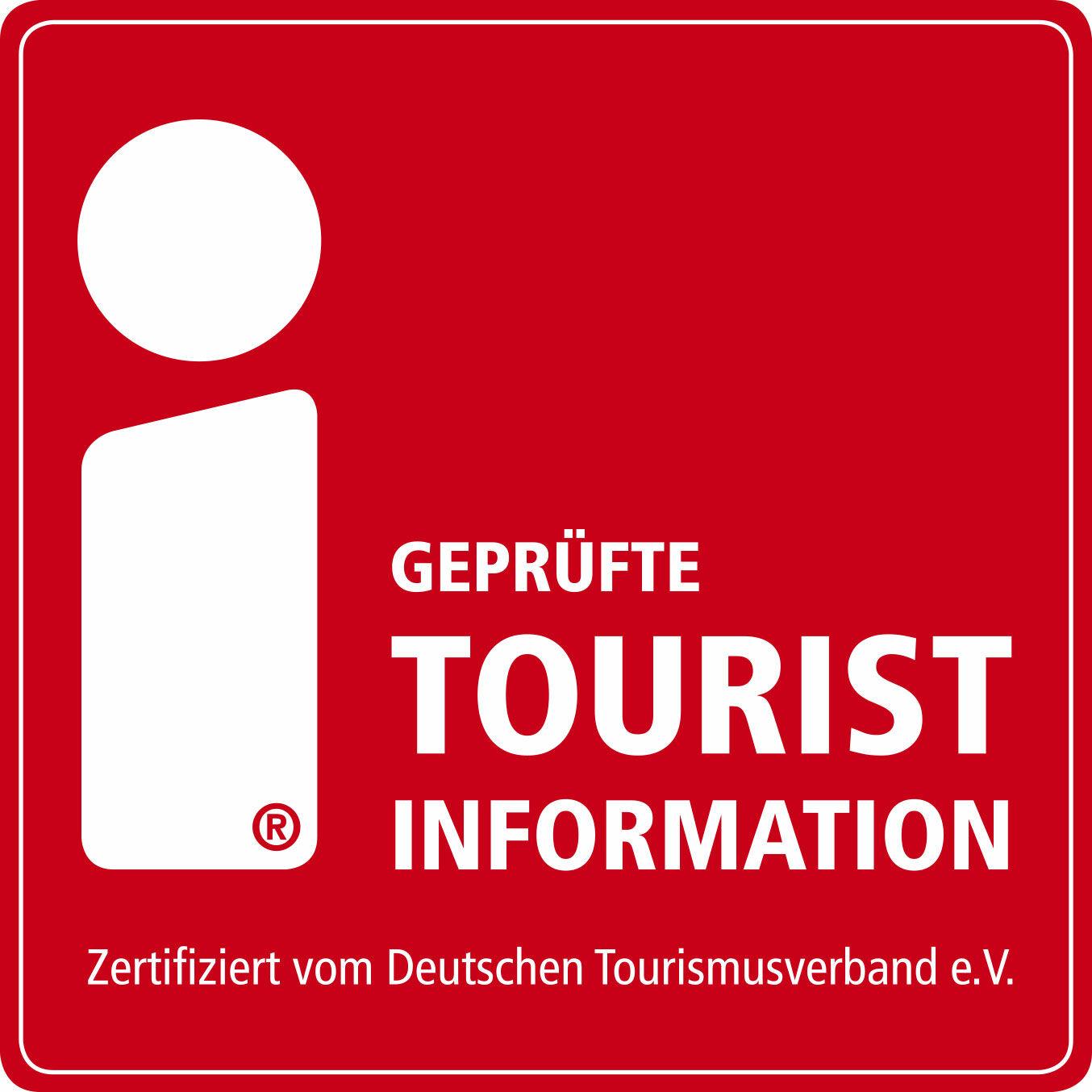 Zertifizierte Touristinformation